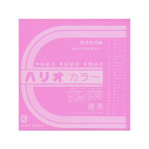 オキナ/単色折紙 うすもも 100枚/HPPC4|jetprice
