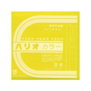 オキナ/単色折紙 きいろ 100枚/HPPC7|jetprice