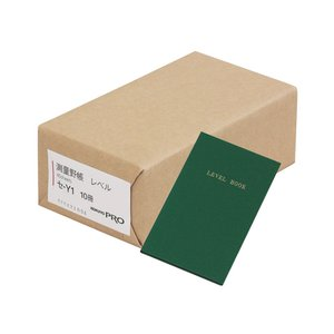 コクヨ/測量野帳 レベルブック 10冊/セ-Y1 jetprice