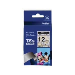 ブラザー/TZテープ ベビーミッキーイエロー/TZe-DL31|jetprice