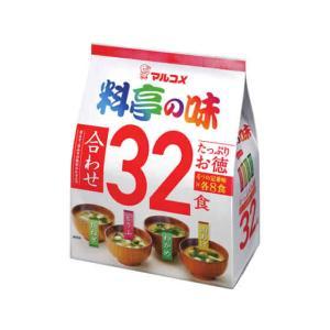 マルコメ/たっぷりお徳 料亭の味 32食|jetprice