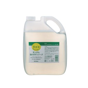 ミヨシ石鹸/無添加泡のボディソープ 詰替 5L