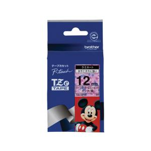 ブラザー/TZテープ ミッキー&ミニーピンク/TZe-DP31|jetprice