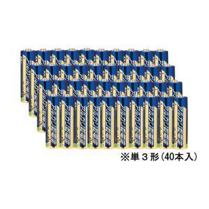 アルカリ乾電池単3 1パック(40本)/LR6...