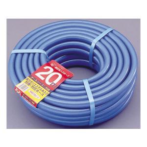 アイリスオーヤマ/耐圧糸入りホース 20m ブルー/20m|jetprice
