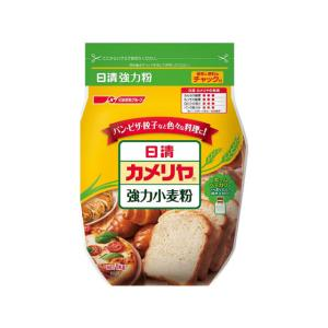 日清フーズ/日清カメリヤチャック付(強力小麦粉) 1Kg|jetprice