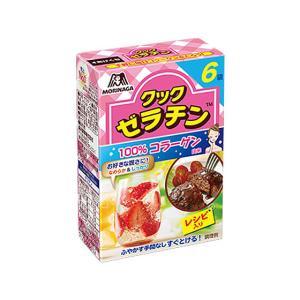 森永製菓/クックゼラチン 5g×6袋入|jetprice