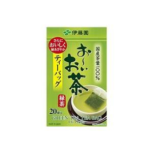 伊藤園/お〜いお茶 ティーバッグ 緑茶 2.0g×20パック...