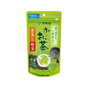 伊藤園/若芽・若茎入り緑茶 100g