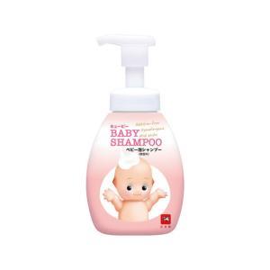 牛乳石鹸/キューピーベビーシャンプー泡タイプ ポンプ付 350ml jetprice