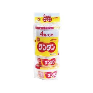 東洋水産/カップワンタンしょうゆ味 4食パック|jetprice