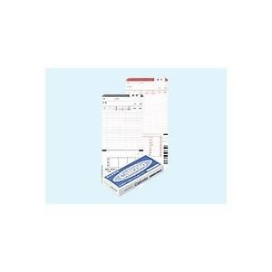 ニッポー/タイムカード 100枚入/カルコロカード