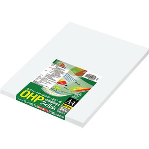 コクヨ/OHPフィルム カラーレーザー&コピー用 A4 50枚/VF-1420N|jetprice