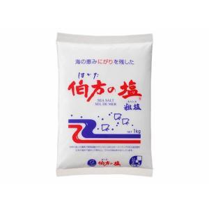 伯方塩業/伯方の塩(粗塩) 1kgの関連商品3
