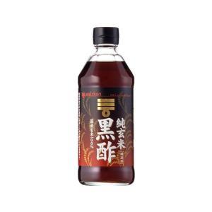 ミツカン/純玄米黒酢 500ml