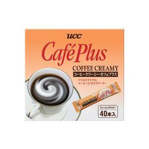 UCC/コーヒークリーミーカフェプラス スティック3g×40本|jetprice