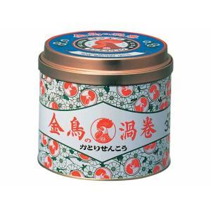 【仕様】●対象害虫:蚊成虫●30巻入り●フタを裏返せば、かとり線香皿として使える缶●有効成分:ピレス...