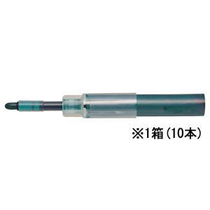 三菱鉛筆/お知らセンサーカートリッジ 緑 10本/PWBR1004M.6|jetprice