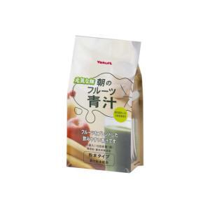 ヤクルトヘルスフーズ/元気な畑 朝のフルーツ青汁 15袋|jetprice