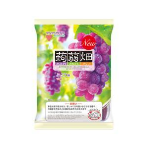 マンナンライフ/蒟蒻畑 ぶどう味 25g×12個入|jetprice