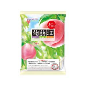 マンナンライフ/蒟蒻畑 白桃味 25g×12個入の関連商品7