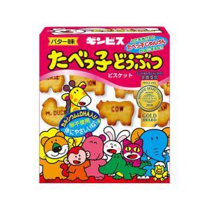 ギンビス/たべっ子どうぶつ バター味 63g|jetprice