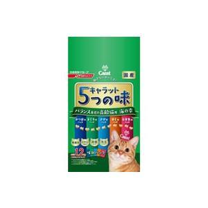 日清ペット/キャラット5つの味 バランス重視高...の関連商品2