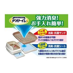 ユニチャーム/抗菌デオトイレ飛び散らない緑茶成...の詳細画像2