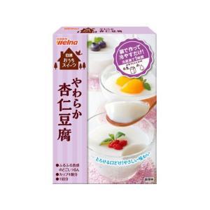 日清フーズ/お菓子百科やわらか杏仁豆腐 60g|jetprice