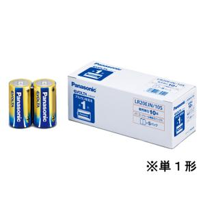 パナソニック/エボルタ乾電池 単1×10本パック/LR20EJN/10S|jetprice