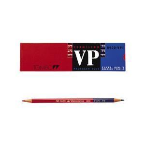 トンボ鉛筆/赤青鉛筆 8900VP 7/3(朱藍)/8900-VP7/3|jetprice