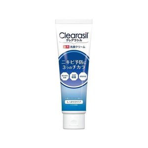 シービック/クレアラシル 薬用洗顔フォーム10x 120g