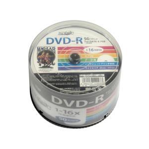 ハイディスク/データ用DVD-R 4.7GB 1~16倍速 50枚 スピンドル入|jetprice