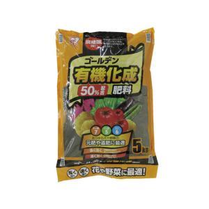 アイリスオーヤマ/ゴールデン 有機化成肥料7-5-6 5kg/5kg(526769)|jetprice
