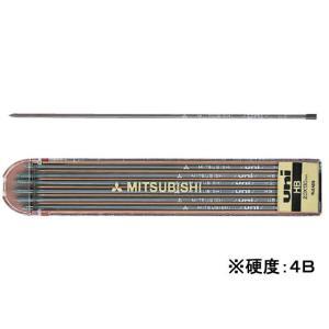 三菱鉛筆/ユニホルダー替芯(N)4B 6本入/ULN4B|jetprice