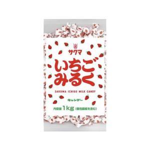 サクマ製菓/いちごみるく1kg|jetprice