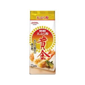 昭和産業/天ぷら粉 黄金 450g|jetprice
