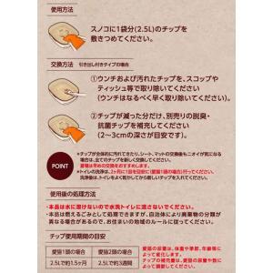 KAO/ニャンとも清潔トイレ脱臭・抗菌チップ 小さめの粒 2.5L jetprice 03