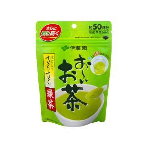 伊藤園/お〜いお茶 さらさら緑茶40g