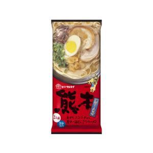 マルタイ/熊本黒マー油とんこつラーメン 186g