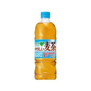 サントリー/GREEN DAKARAやさしい麦茶 650ml