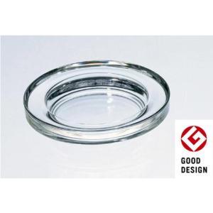 東洋佐々木ガラス/ガラス灰皿 φ12cm クリア/54009 jetprice