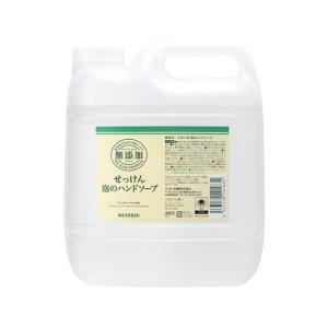 ミヨシ石鹸/無添加泡のハンドソープ 3L|jetprice