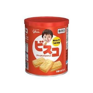 グリコ/ビスコ 保存缶