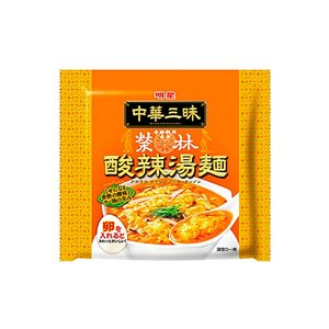明星食品/中華三昧 赤坂榮林 酸辣湯麺 103g|jetprice