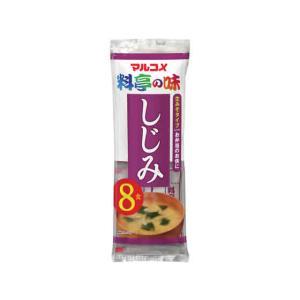 マルコメ/生みそ汁 料亭の味 しじみ 8食