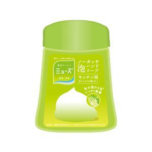 アース製薬/ミューズ ノータッチ泡ハンドソープボトル 250ml キッチン