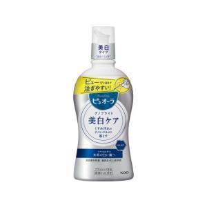 KAO/薬用ピュオーラ ナノブライト液体ハミガキ 400ml|jetprice
