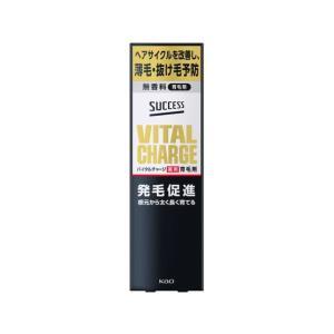 KAO/サクセスバイタルチャージ薬用育毛剤 200ml|jetprice