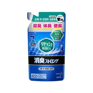 KAO/リセッシュ 除菌EX 消臭ストロング 詰替用 320ml|jetprice